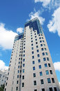 Modern Apartment Building Royalty Free Stock Photography - 34612127
