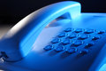 Dial Up Telephone Instrument Royalty Free Stock Image - 34640536
