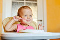 Eating Baby Royalty Free Stock Images - 34656979