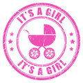 Its A Girl Stock Photo - 34668260