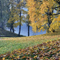 Beautiful Autumn Park Stock Photography - 34693202