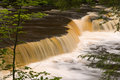 Lower Tahquamenon Falls Stock Image - 3474751