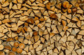 Stack Of Firewood Stock Photo - 34710320