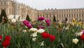 Versailles Gardens And Palace Royalty Free Stock Images - 34712239