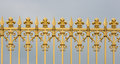 Versailles Gate Bars Royalty Free Stock Photo - 34712305