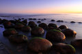 Boulders In The Surf - Bowling Ball Beach Stock Photos - 34717283