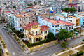 Cityscape In A Sunny Day.Cuba. Old Havana. Top View. Stock Images - 34727614