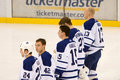 Toronto Maple Leafs Starters Stock Images - 34728844