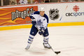 Bryan McCabe  Of The Toronto Maple Leafs Royalty Free Stock Images - 34728899