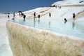 Pamukkale, Turkey Stock Image - 34744911