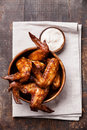 Chicken Wings Royalty Free Stock Photo - 34759415