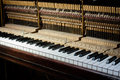 Inside Of The Piano Stock Photography - 34799682