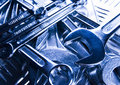 Spanners Stock Image - 3484641