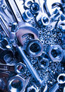 Open End Wrench Royalty Free Stock Photography - 3484697