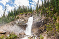 Laughing Falls - Yoho National Park Royalty Free Stock Image - 34822276