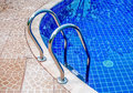 Closeup Of Swimming Pool Royalty Free Stock Images - 34848639