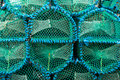 Lobster Pots Stock Photography - 34882272