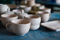 Ceramic Coffee Cup Royalty Free Stock Images - 34890439