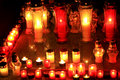 Candles Royalty Free Stock Photo - 34901245