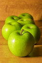 Green Apples Stock Photography - 34938742