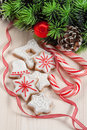 Christmas Cookies Stock Image - 34953951