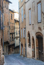 Albi, Typical Old Street Royalty Free Stock Photos - 34957488