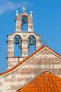 Bell Tower In The Gradiste Monastery Stock Image - 34958461