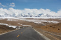 Road Of Friendship In Tibet - Going To Kathmandu Stock Photography - 34973562