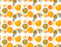 Seamless Pattern Of Simple Geometry. Retro-style Illustration Stock Image - 35005271