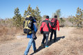 Hikers Stock Photography - 35008312