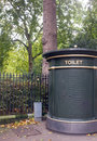 Outdoor Public Toilet Royalty Free Stock Images - 35079749