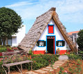 The Village - Museum Of The Portuguese Island Of Madeira Royalty Free Stock Photo - 35087245