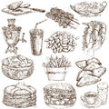 Food And Drinks Royalty Free Stock Photos - 35130598