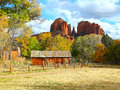 Cathedral Rock In Sedona Arizona Royalty Free Stock Photo - 35134485