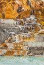 Palette Spring In Yellowstone Stock Photos - 35134723