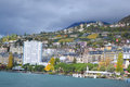 View Of Montreux, Switzerland Royalty Free Stock Images - 35159939