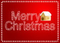 Christmas Greeting Card Stock Photo - 35167630