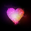 Abstract Heart Stock Photography - 35173992