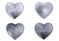 Metal Heart Stock Images - 35174204