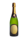 Bottle Of Champagne Stock Image - 35184701