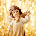 Christmas Angel Stock Images - 35185884