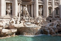 Trevi Fountain (Fontana Di Trevi) In Rome, Italy, Royalty Free Stock Image - 35197086