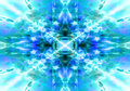 Light Blue Kaleidoscope Background Royalty Free Stock Images - 35202469