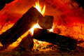 Hot Fire Royalty Free Stock Photo - 35209225