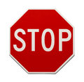 Stop Sign Stock Photography - 35210792