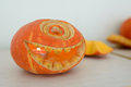 A Carved Pumpkin For Holloween Stock Images - 35244584