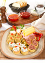 Appetizers Stock Photo - 35248460