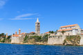 Croatian Island Of Rab, View On City And Fortifications, Croatia Stock Photos - 35260763