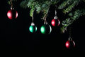 Christmas Balls Decorations Stock Images - 35276074