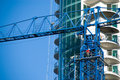 Top Of Tower Crane. Stock Image - 3530861